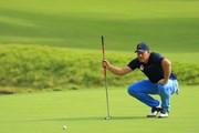 2018年 日本オープンゴルフ選手権競技 最終日 ショーン・ノリス