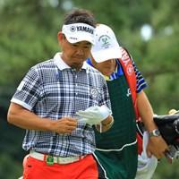 結果としては優勝に届かなかったけど、また優勝争いをしてくれると信じています。 2018年 日本オープンゴルフ選手権競技 最終日 藤田寛之