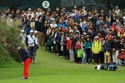 2018年 日本オープンゴルフ選手権競技 最終日 石川遼
