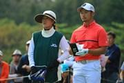 2018年 日本オープンゴルフ選手権競技 最終日 嘉数光倫
