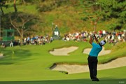 2018年 日本オープンゴルフ選手権競技 最終日 稲森佑貴