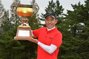 2018年 トラストグループカップ 佐世保シニアオープンゴルフトーナメント 最終日 金鍾徳