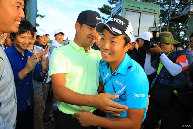 メジャーで初優勝を飾った稲森佑貴。世界ランキングでもジャンプアップを果たした