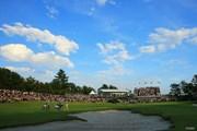 2018年 日本オープンゴルフ選手権競技 最終日 ギャラリー