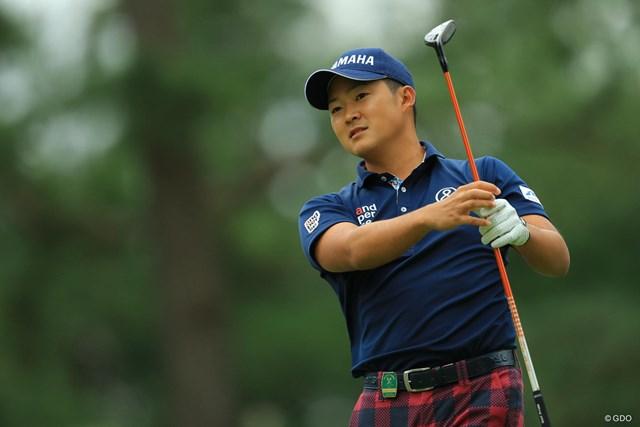 2018年 日本オープンゴルフ選手権競技 最終日 今平周吾 賞金トップの今平周吾はWGC出場を回避した