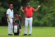 2018年 ブリヂストンオープンゴルフトーナメント 初日 出水田大二郎