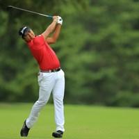 出水田大二郎は首位に1打差と好発進を決めた 2018年 ブリヂストンオープンゴルフトーナメント  初日 出水田大二郎