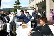 2005年 東建ホームメイトカップ 2日目 宮里優作 宮里聖志