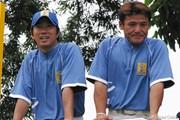 2005年 ダイナスティカップ 初日 深堀圭一郎 丸山茂樹
