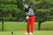 2018年 ブリヂストンオープンゴルフトーナメント 2日目 重永亜斗夢