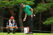 2018年 ブリヂストンオープンゴルフトーナメント 2日目 出水田大二郎