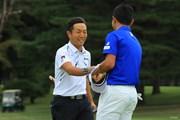 2018年 ブリヂストンオープンゴルフトーナメント 2日目 稲森佑貴