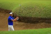 2018年 ブリヂストンオープンゴルフトーナメント 2日目 片岡大育