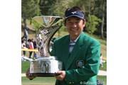 2005年 つるやオープンゴルフトーナメント 最終日 尾崎直道