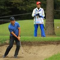 薗田峻輔は今季初めての予選通過 2018年 ブリヂストンオープンゴルフトーナメント 2日目 薗田峻輔