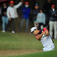 ナイスカムバックでしたね。 2018年 ブリヂストンオープンゴルフトーナメント 3日目 ソン・ヨンハン