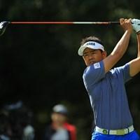 今日はスコアを伸ばせず。 2018年 ブリヂストンオープンゴルフトーナメント 3日目 藤田寛之