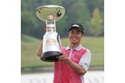 2005年 三菱ダイヤモンドカップゴルフ 最終日 I.J.ジャン