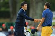2018年 ブリヂストンオープンゴルフトーナメント 3日目 川村昌弘