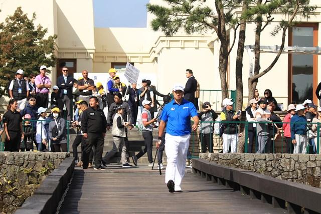 新シーズン初戦は18位。松山は3月以降のビッグイベントを視野に入れる