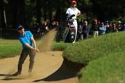 2018年 ブリヂストンオープンゴルフトーナメント 最終日 マシュー・グリフィン