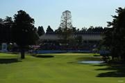 2018年 ブリヂストンオープンゴルフトーナメント 最終日 18番