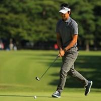 今日も課題はパッティングだったでしょうか。 2018年 ブリヂストンオープンゴルフトーナメント 最終日 石川遼
