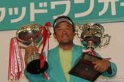 2005年 ウッドワンオープン広島ゴルフトーナメント 最終日 野上貴夫