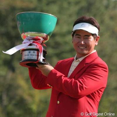 Y.E.ヤン大会レコードで優勝!伊藤涼太42位タイに終わる