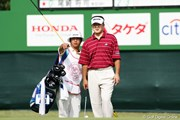2005年 日本オープンゴルフ選手権競技 2日目 川岸良兼