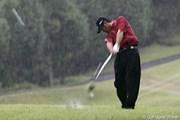 2005年 日本オープンゴルフ選手権競技 3日目 伊沢利光