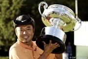2005年 日本オープンゴルフ選手権競技 最終日 片山晋呉
