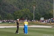 2005年 カシオワールドオープンゴルフトーナメント 2日目 ミッシェル・ウィ