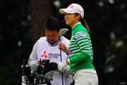 2018年 樋口久子 三菱電機レディスゴルフトーナメント 初日 辻梨恵