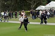 2005年 ダイキンオーキッドレディスゴルフトーナメント 事前 宮里藍