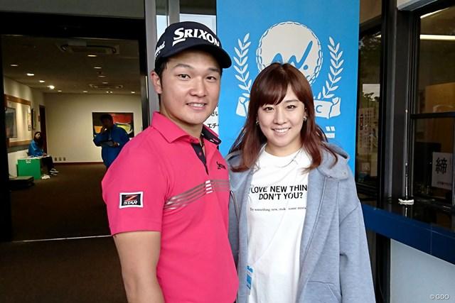 姉・琴乃が応援に駆けつける中、10位で決勝ラウンドに進んだ香妻陣一朗