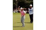 2005年 ライフカードレディスゴルフトーナメント 最終日 横峯さくら