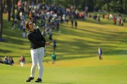 2018年 樋口久子 三菱電機レディスゴルフトーナメント 最終日 葭葉ルミ