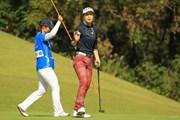 2018年 樋口久子 三菱電機レディスゴルフトーナメント 最終日 李知姫