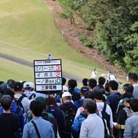 2018年 樋口久子 三菱電機レディスゴルフトーナメント 最終日