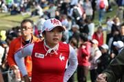 2018年 樋口久子 三菱電機レディスゴルフトーナメント 最終日 イ・ボミ