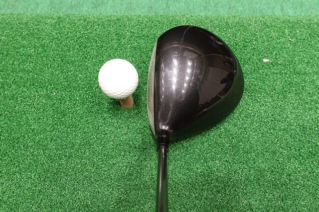 新製品レポート 本間ゴルフ TW747 460 ドライバー 見た目は「イマドキの大型ヘッド」という印象