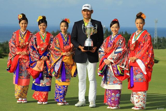昨年はチャン・キムが逆転で優勝した
