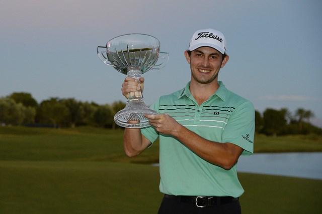 昨年はパトリック・カントレーがプレーオフの末、ツアー初優勝をつかんだ(Robert Laberge/Getty Images)