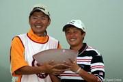 2005年 シャトレーゼクイーンズカップ 最終日 表純子