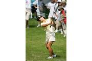 2005年 クリスタルガイザーレディスゴルフトーナメント 最終日 グレース朴