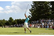 2005年 日本女子オープンゴルフ選手権競技 初日 宮里藍