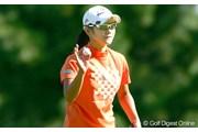 2005年 日本女子オープンゴルフ選手権競技 2日目 宮里藍