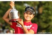 2005年 日本女子オープンゴルフ選手権競技 最終日 宮里藍
