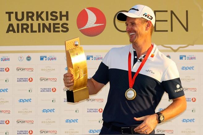 ローズが大会連覇で世界ランク1位に復帰 谷原秀人は35位